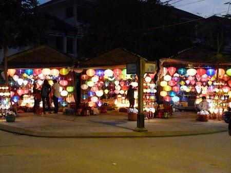 Noaptea in Hoian