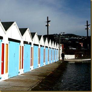 Boat sheds wellington