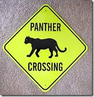 Panther_Crossing_Sign