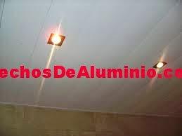Techos aluminio Alcobendas