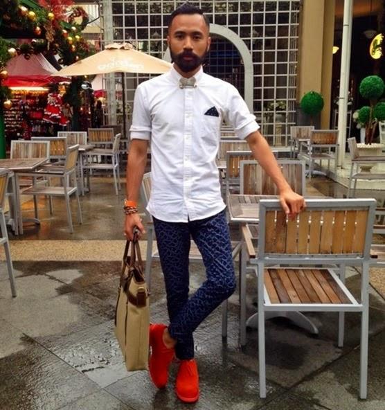 gaya fesyen lelaki