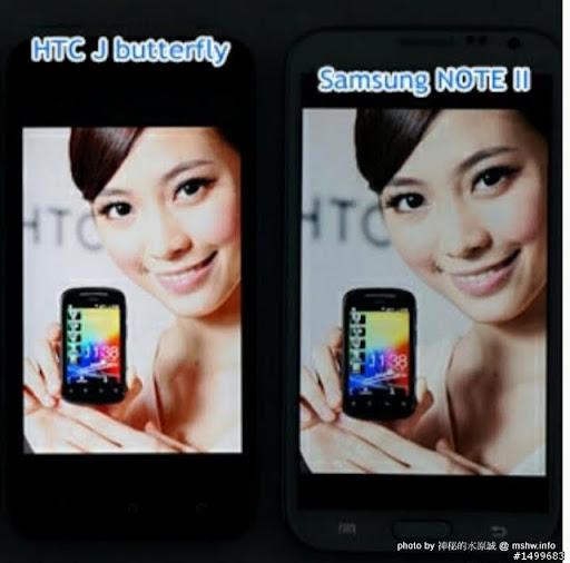 【數位3C】好一個評測文...原來Samobile01以前的文章也是這樣幹的??! HTC J Butterfly被做掉了? 3C/資訊/通訊/網路 PDA 心情 硬體 行動電話 通信