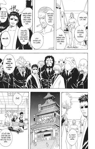 Gintama Chap 70 page 9 - Truyentranhaz.net