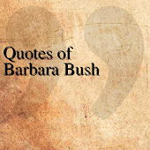 Quotes of Barbara Bush