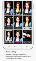 Screenshot of Silent Selfie Camera