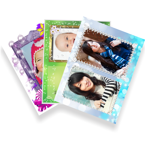 Free ecards & Collage Maker 通訊 App LOGO-APP試玩