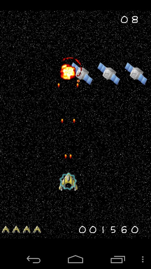 Super Star Fighter Free- screenshot