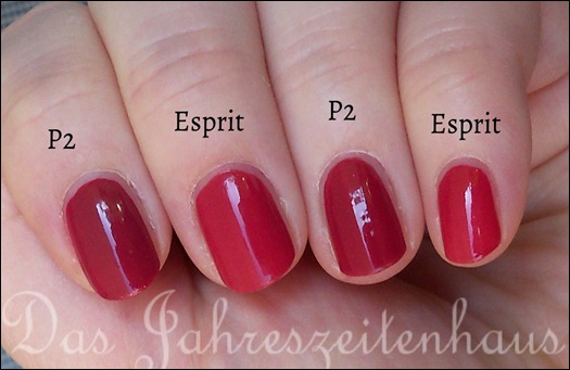 P2 Hold me tight vs Esprit Rose Passion 4