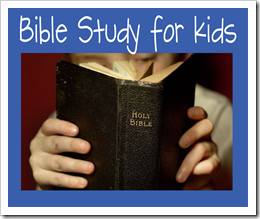 Bible Study for Kids - Super Hero God