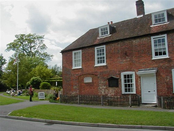 Jane Auste (House in Chawton)
