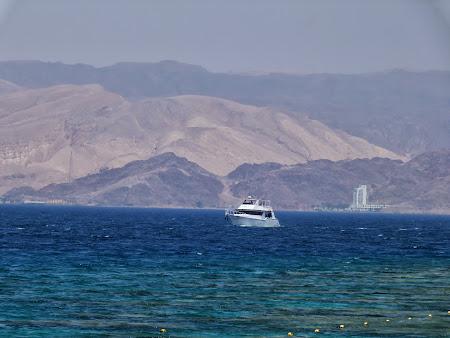 Obiective turistice Iordania: Marea Rosie la Aqaba