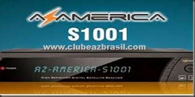 POSSÍVEL SOLUÇÃO PARA AZAMERICA S1001 TRAVADO EM LED VERMELHO