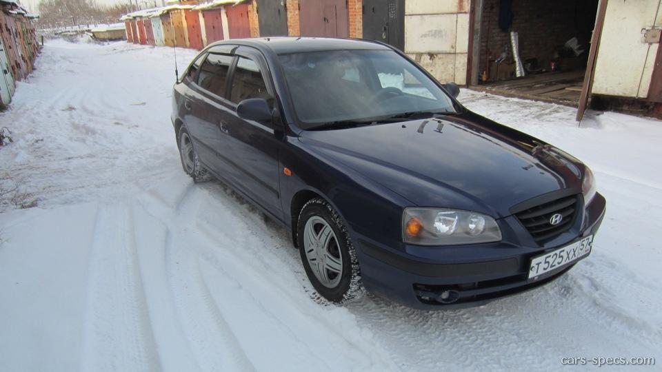 Elantra Hatchback on 2001 Hyundai Elantra Hatchback