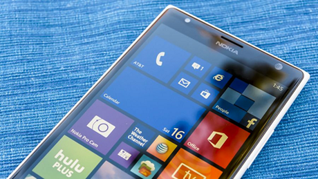 Windows 10 on Lumia