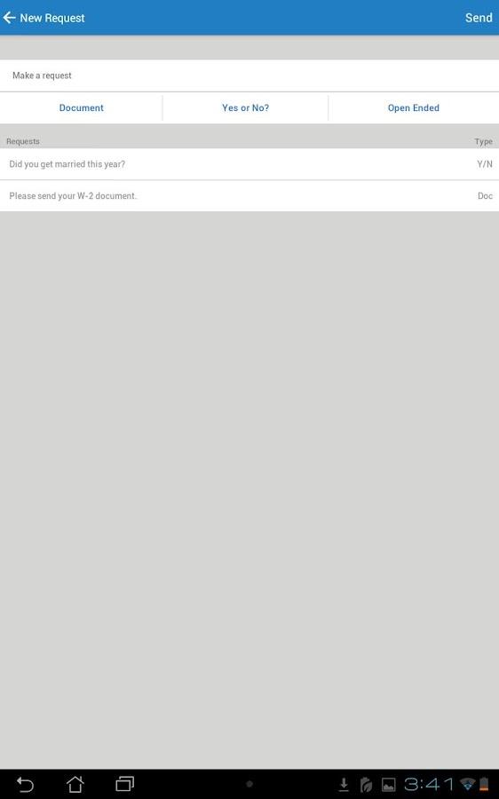 Intuit Tax Online Accountant - screenshot