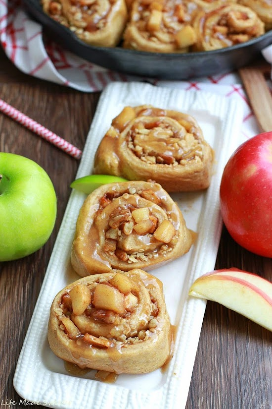 Apple Pecan Cinnamon Rolls with Salted Caramel Glaze 3.jpg