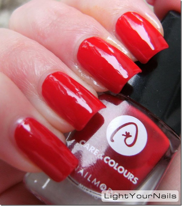 Nailmode Red Gaia