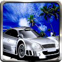 Turbo Beach Racing 3D icon