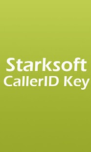 Smart CallerID Pro Key- screenshot thumbnail
