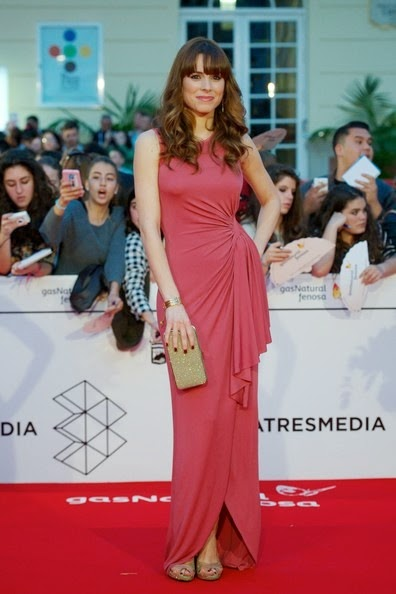 Begona Maestre attends the 17th Malaga Film Festival 2014