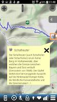 Screenshot of RunGPS Trainer Pro TRIAL
