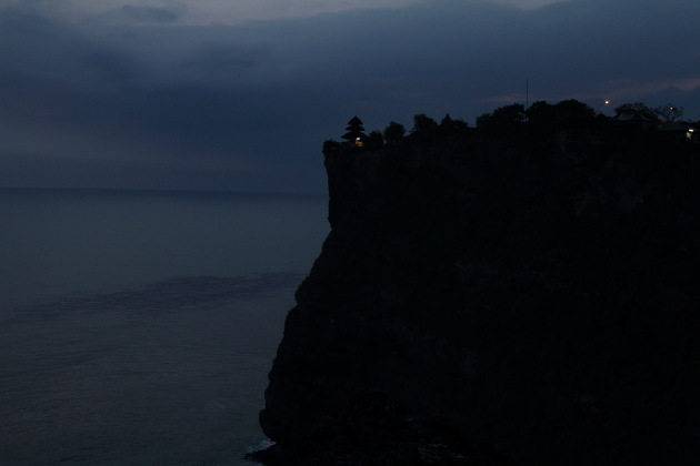 Uluwatu Temple at Cliff's Edge, Bali, Indonesia