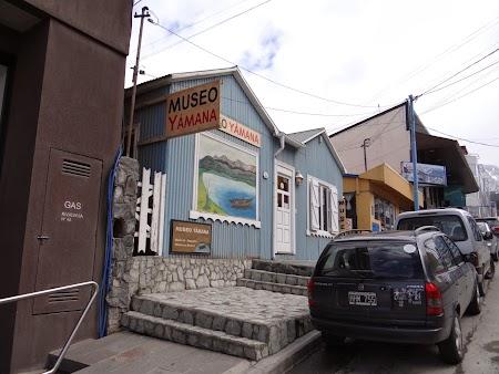 Muzeul Yamana Ushuaia