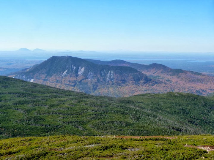 Katahdin from North Brother