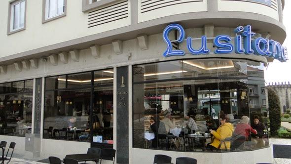 Café Lusitana