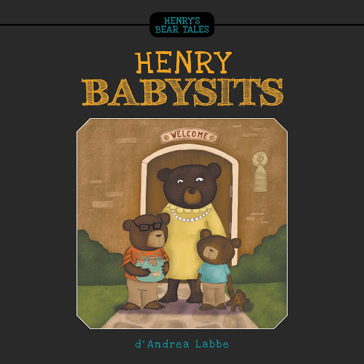 Henry's Bear Tales cover