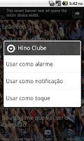 Screenshot of Fortaleza - Músicas da Torcida