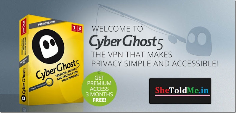 CyberGhost5+Premium+VPN+License+Giveaway