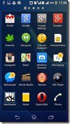 Aplikasi Sudah Terinstall