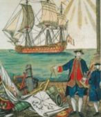 Entre las empresas que comerciaban con América en el siglo XVIII destacó la Real Compañía Guipuzcoana de Caracas