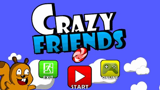Crazy Friends Pro