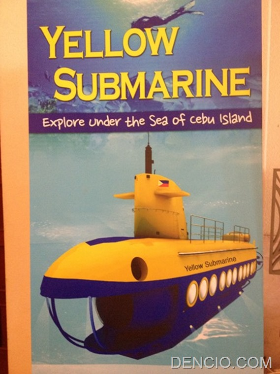 Cebu Yellow Submarine 01