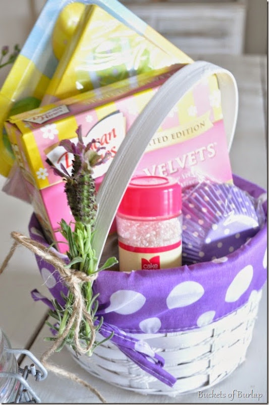 Easter basket ideas beckys farmhouse easter basket 2 negle Choice Image
