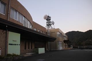 早明浦ダム管理所