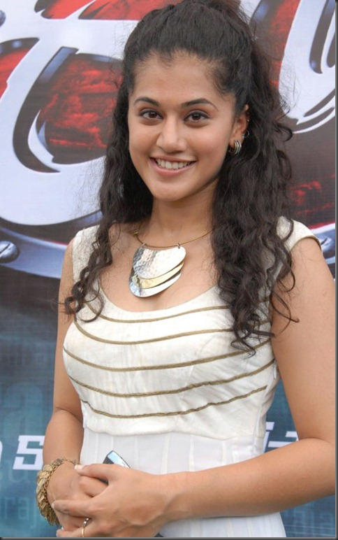 Telugu Actress Taapsee Latest Stills