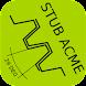 Stub ACME Thread Calculation