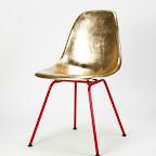 Gold Leaf Eames Chair.jpg