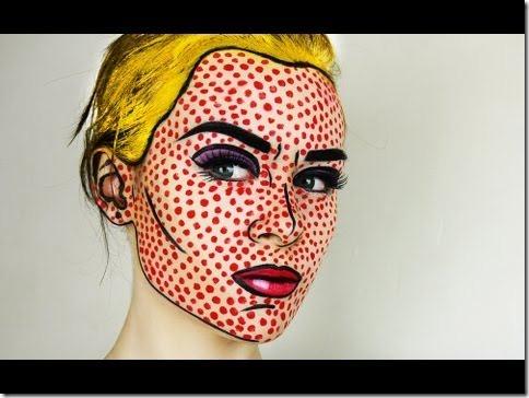 maquillaje pop art (3)