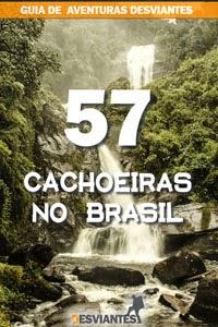 57 Cachoeiras no Brasil, por Desviantes