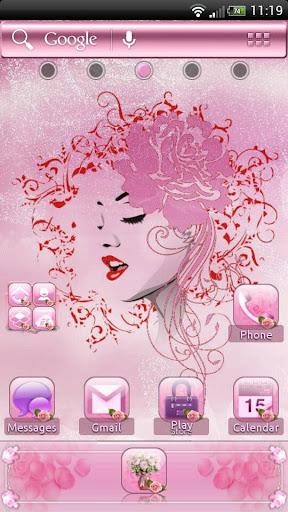 ADWTheme Pink Roses