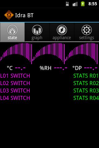 IdraBT shield Arduino - std