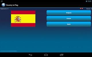 Screenshot of GeoTrain PRO