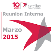 Reunión interna Astellas 2015