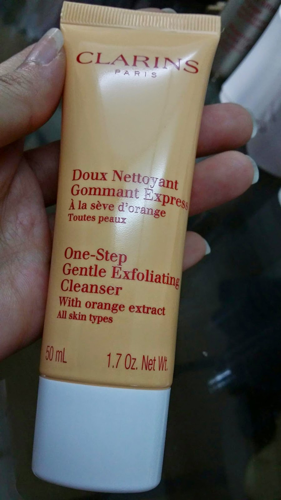 One-Step Facial Cleanser with Orange Extract by Clarins #21
