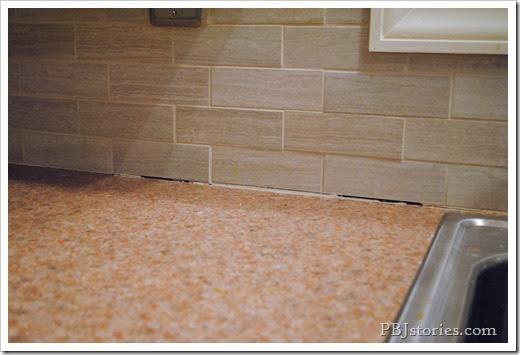 Caulk Tile Kitchen Floor