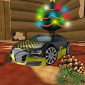 RC Christmas House Parking 3D
